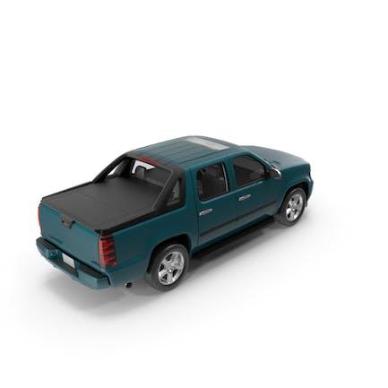 SUV Pickup Simple Interior Generic