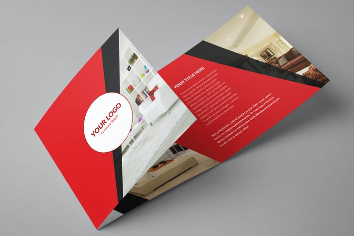 Cover Image For Brochure Multipurpose Square