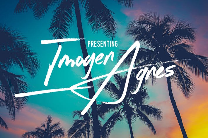 Cover Image For Imogen Agnes