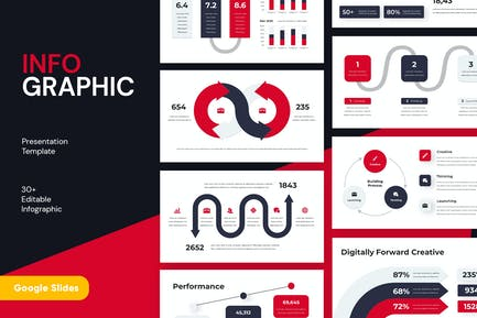 Infographic Google Slides Template