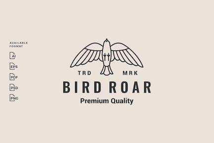 Roaring Bird Logo