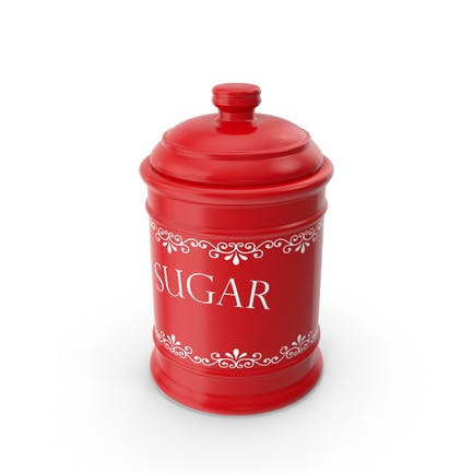 Tarro de azúcar