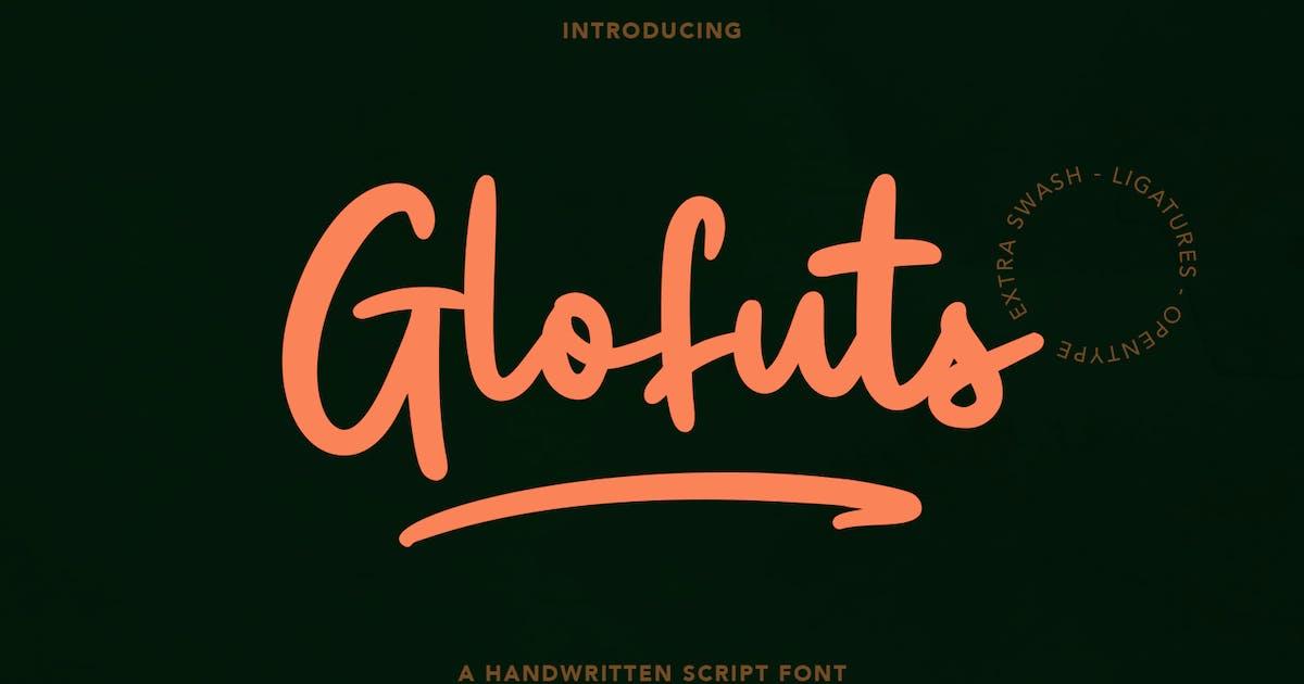 Download Glofuts Handwritten Script Font by maulanacreative
