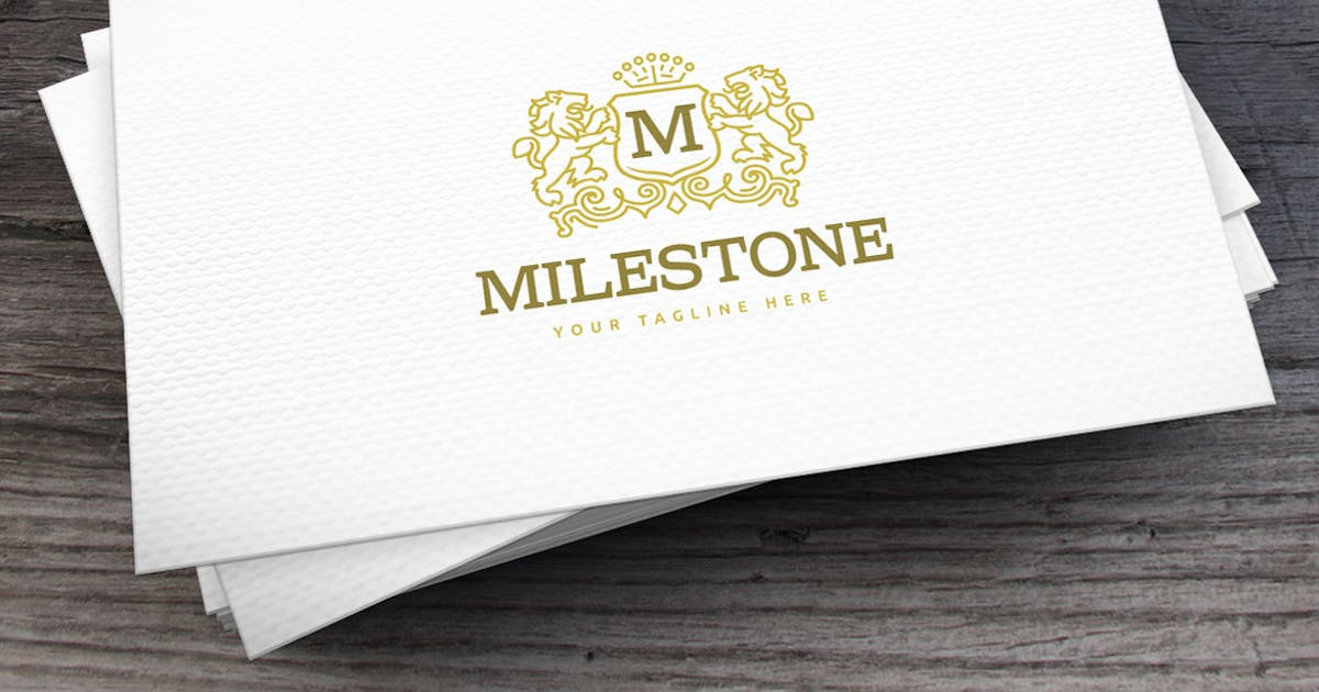 Download Milestone Logo Template by Unknow