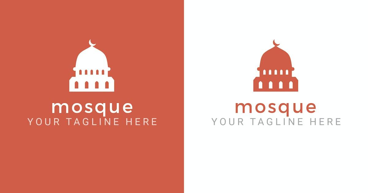 Download Mosque - Premium Religion Logo Design by ThemeWisdom
