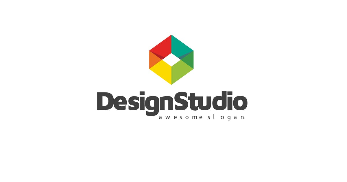 Download Design Studio Logo Template by Be_Themes