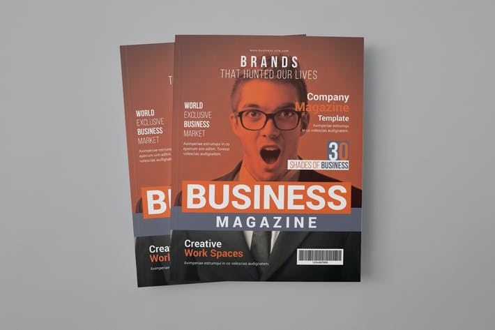 Thumbnail for Business Magazine