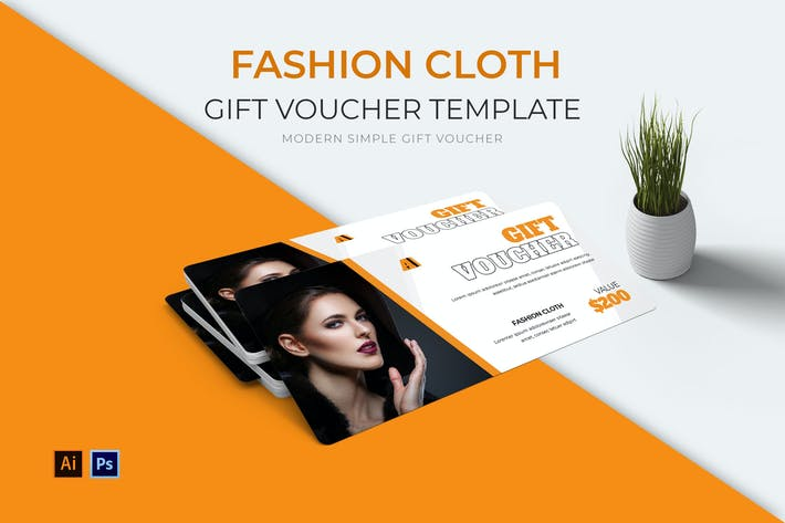 Thumbnail for Fashion Cloth Gift Voucher