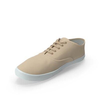Спортивная обувь Бежевый