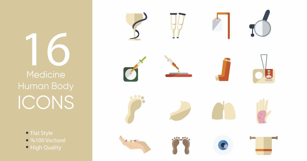 Download Medicine Icons by M0DE0N