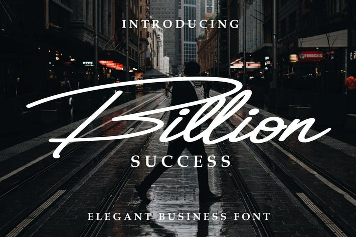 Thumbnail for Billion Success