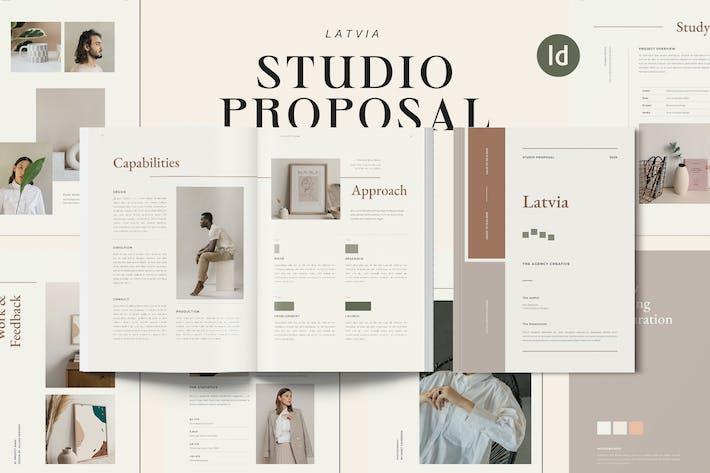Thumbnail for Latvia Studio Proposal