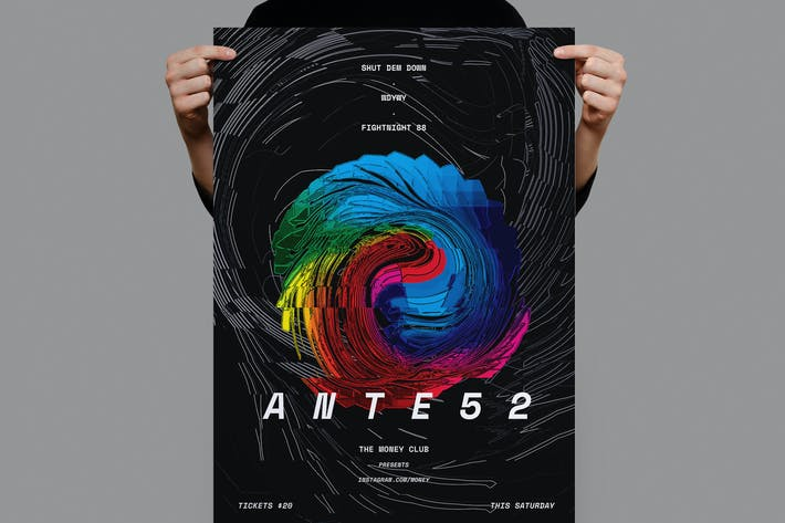 Thumbnail for Ante52 Poster / Flyer