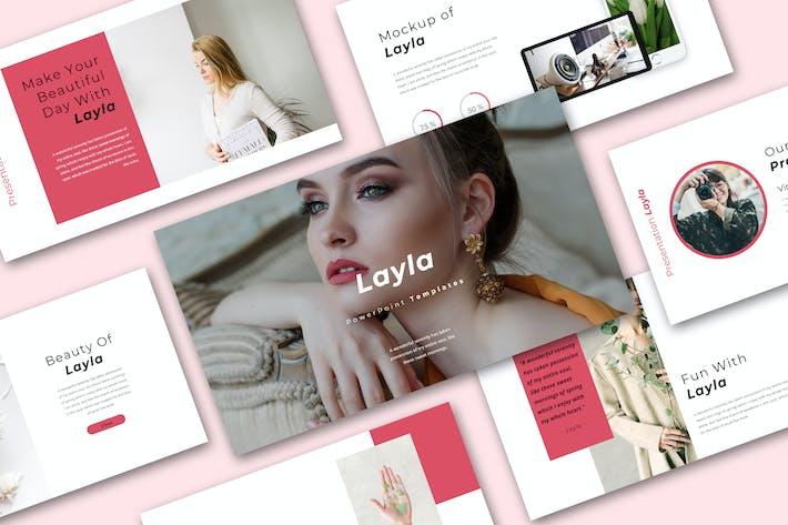 Thumbnail for Layla Multipurpose Google Slide Presentation