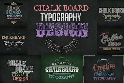 Chalkboard Text