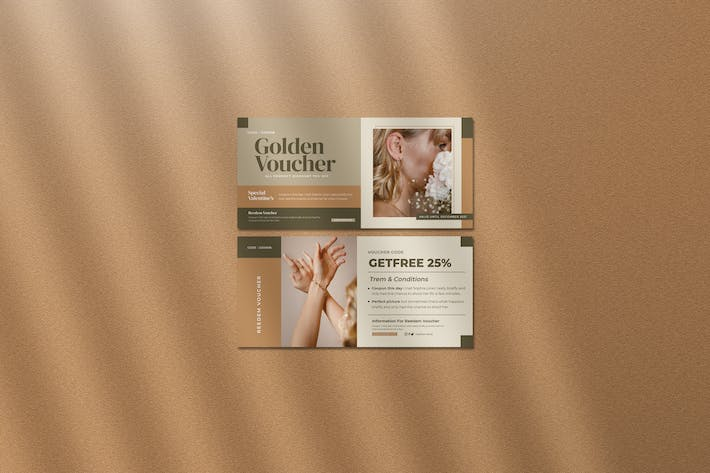 Golden Voucher