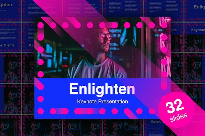 Enlighten Keynote Template