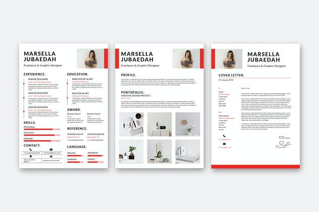Simple - Resume Pack