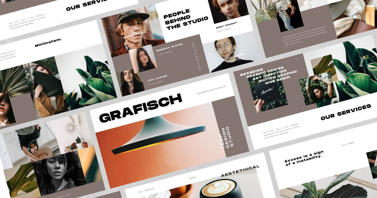 Download Grafisch - Creative Keynote Template by BervisualStd