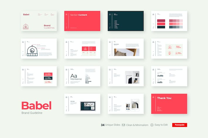 Thumbnail for Babel - Powerpoint