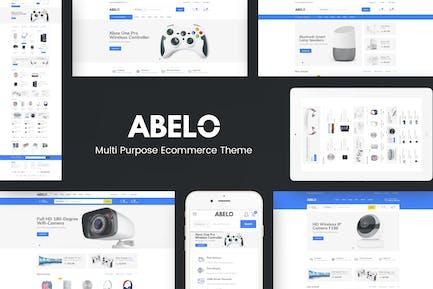 Abelo - Цифровая отзывчивая тема Prestshop