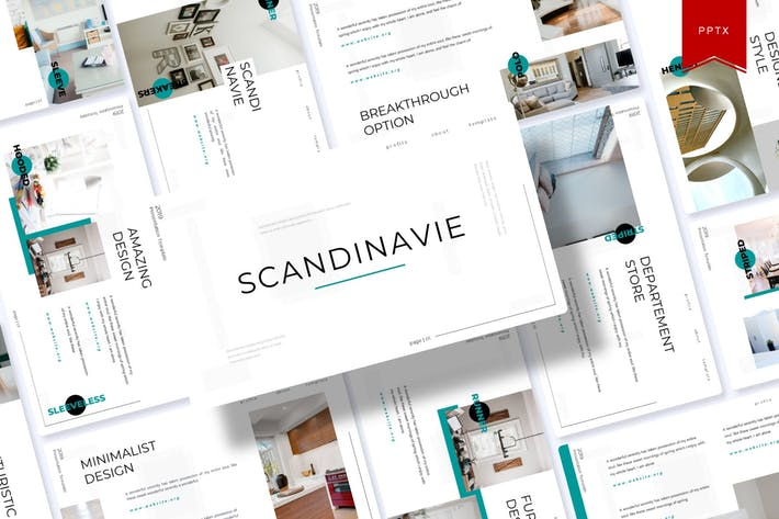 Cover Image For Scandinavie | Powerpoint Template