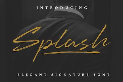 Salpicón - Firma profesional