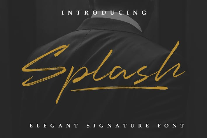Thumbnail for Splash - Professional Signature
