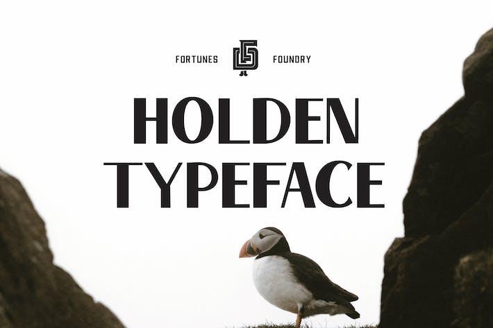 Thumbnail for Holden VIntage Type