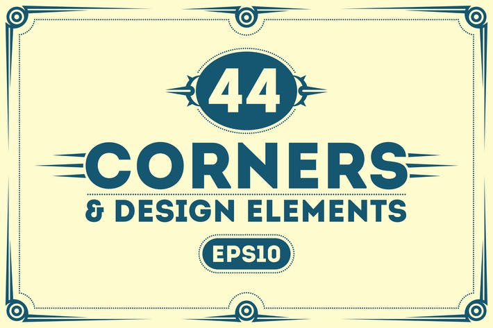 Thumbnail for Brutal Corners and Design Elements