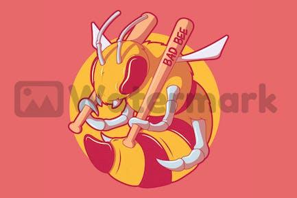 Bad Bee