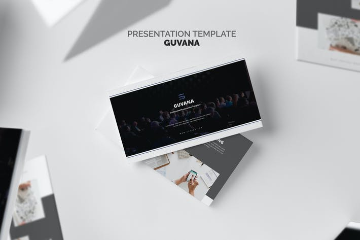 Thumbnail for Guvana : Event, Seminar, Conference Powerpoint