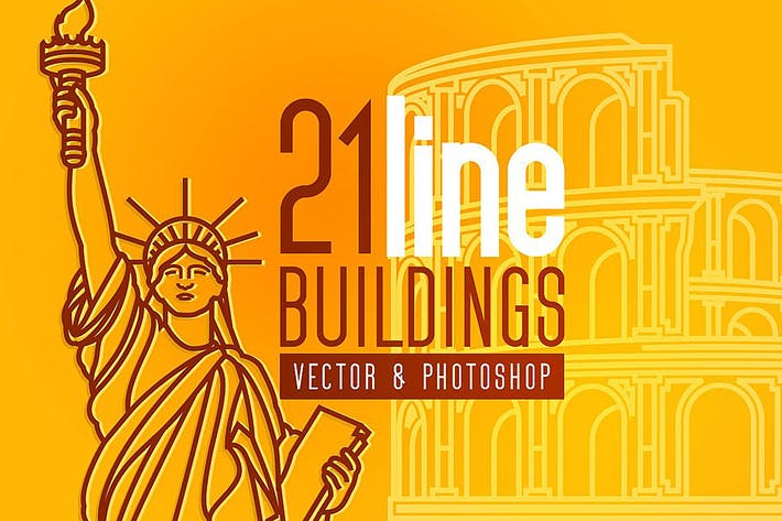 Thumbnail for 21 Line Buildings
