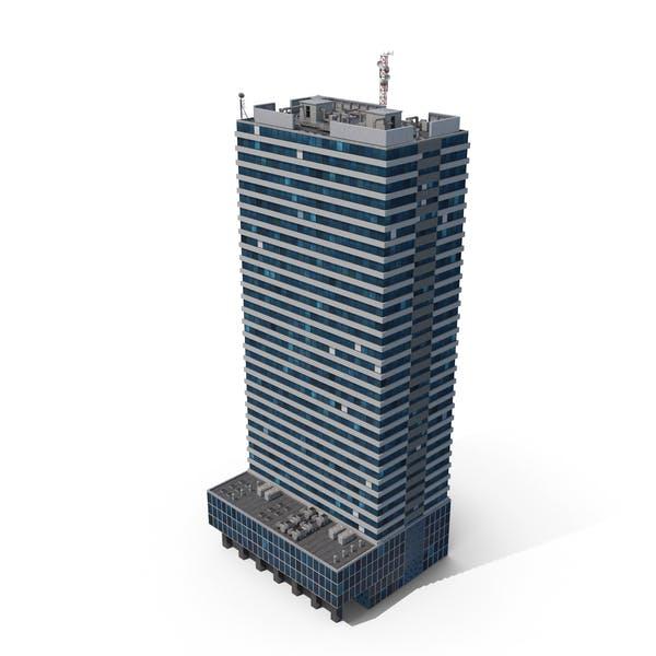 Skyscraper Building