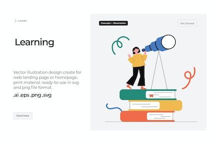 Dooder - Learning Illustration