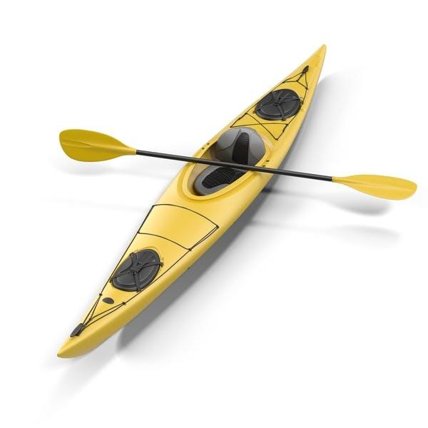 Thumbnail for Kayak