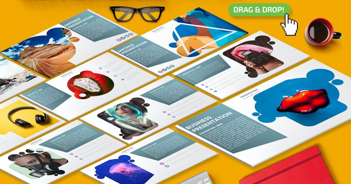 Download Sapongz Keynote Presentation Template by mamanamsai