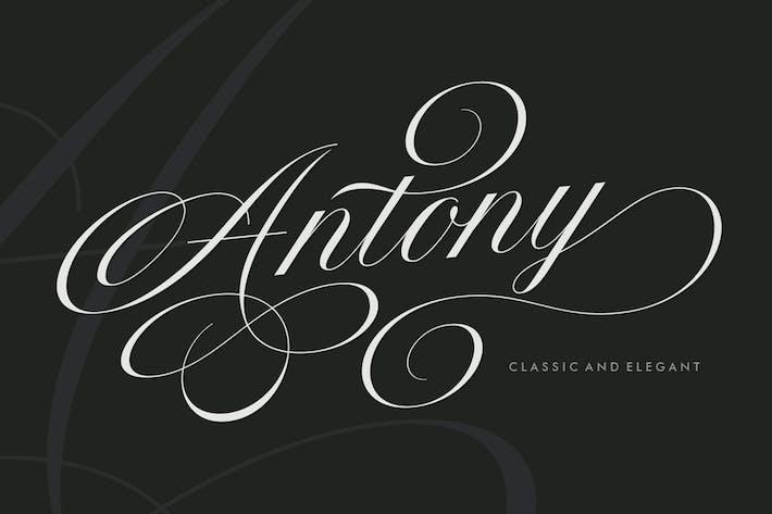 Thumbnail for Antony Script