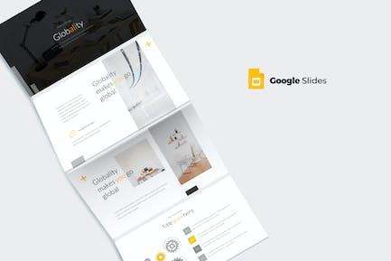 Globality - Google Slides Template
