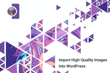 Wallhaven - Import High-Quality Images into WP