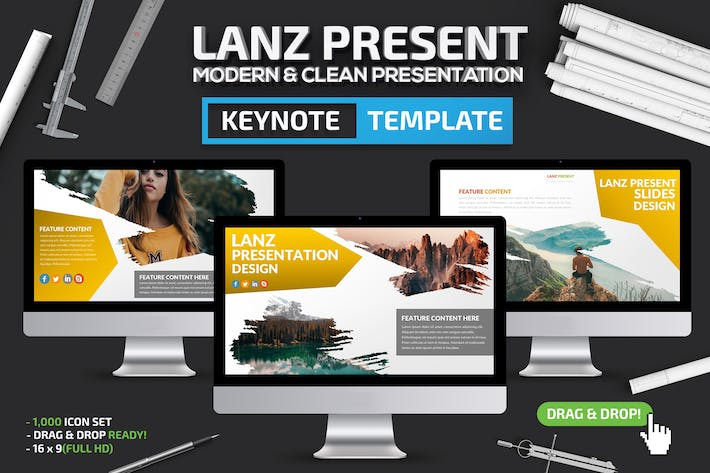 Cover Image For Lanz Keynote Presentation
