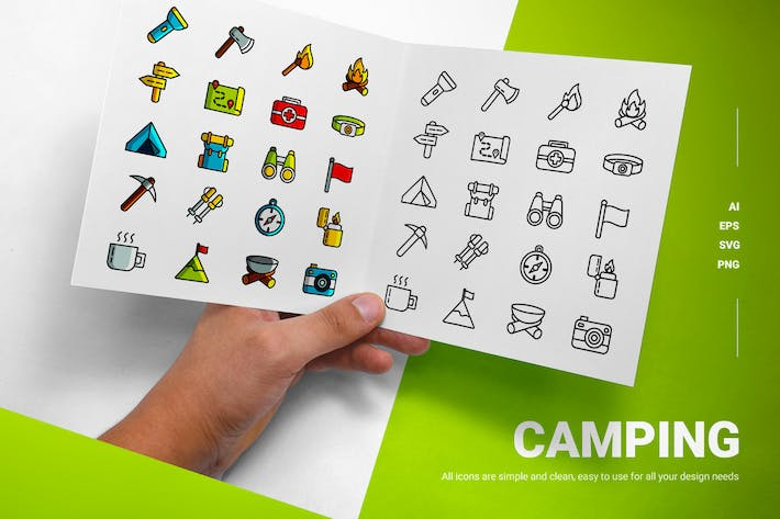 Camping - Icon