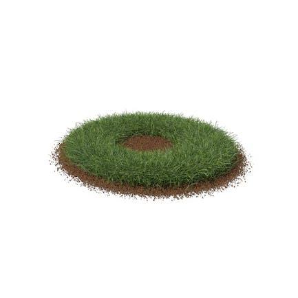 Gras- und Schmutzform