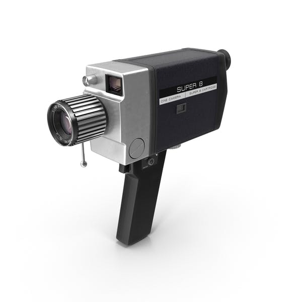 Cover Image for 8mm Camera