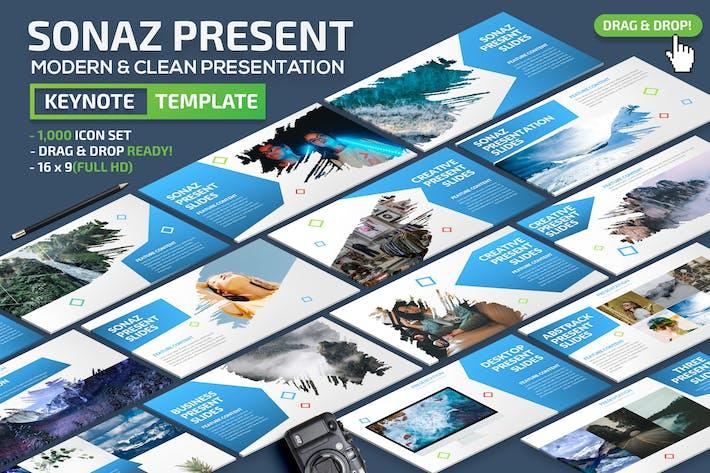 Sonaz Keynote Presentation