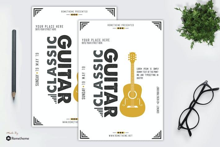Thumbnail for Guitar Classic Flyer vol.01 YR