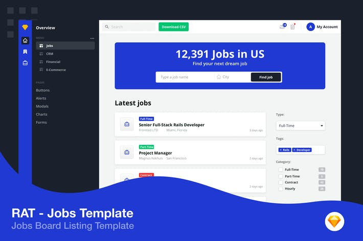 Thumbnail for Jobs Template