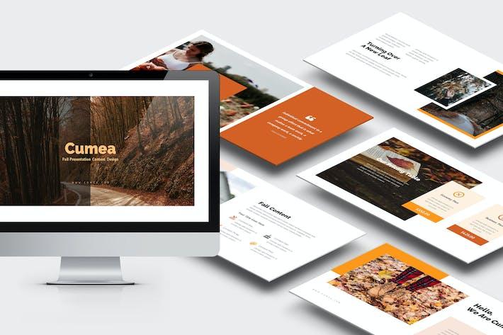 Thumbnail for Cumea : Fall / Autumn Season Powerpoint