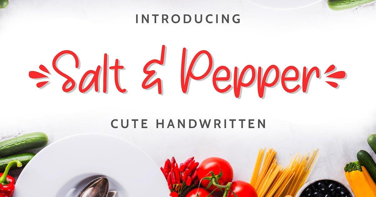 Download Salt & Pepper by Alterzone