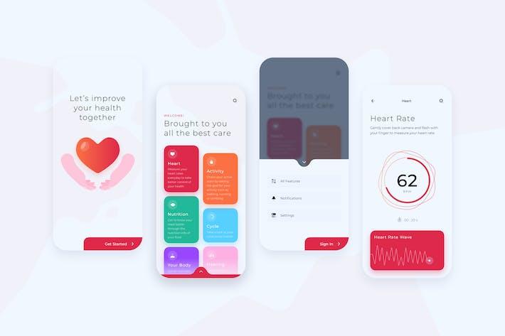 Thumbnail for Health Home Basic UI - FD
